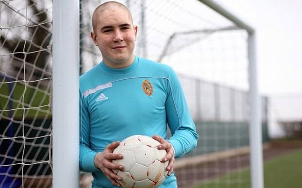 Fake football pitches gave my teenage son cancer, says former NHS boss