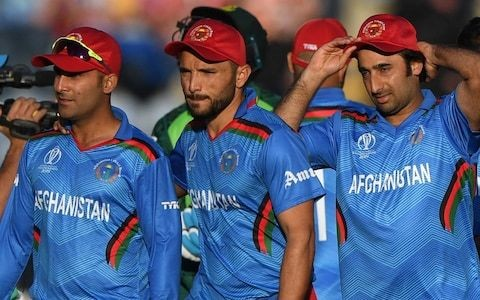 How in-fighting and wet weather are turning Afghanistan's World Cup dream sour