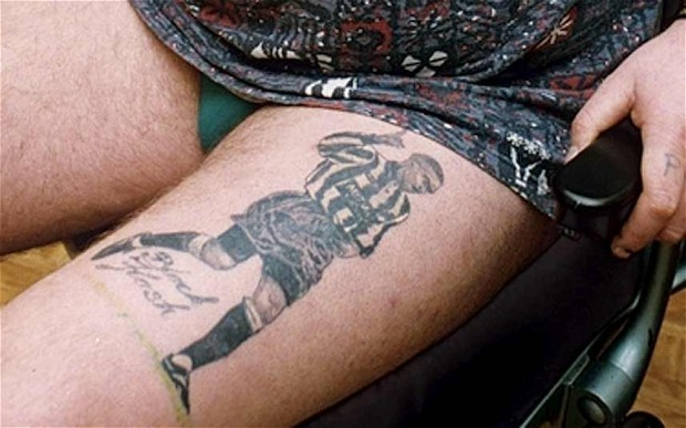 When football tattoos go wrong – a warning to Arsenal striker Lukas Podolski
