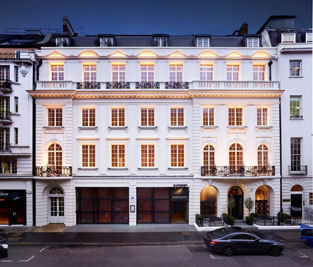 Why super flats are the new mansion in London's luxury quarter
