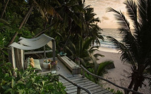 The most romantic hotels in the Indian Ocean