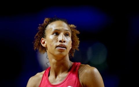 Serena Guthrie set to 'go down in history' for World Cup heroics, says England head coach Tracey Neville