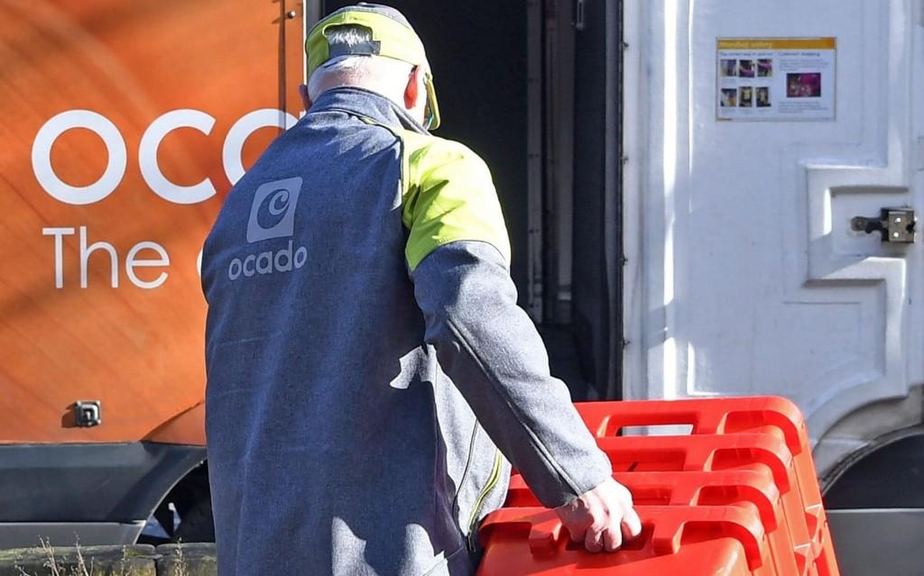 Ocado buys 100,000 coronavirus testing kits for staff