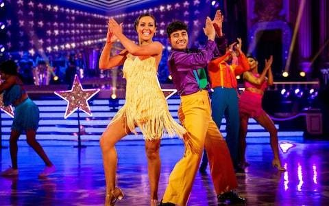 Strictly Come Dancing 2019, week 9 Blackpool special: Anton du Beke scores his first ever 10s but Kelvin Fletcher and Karim Zeroual tied at top