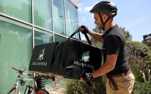 Restaurants are neglecting their table customers for the sweet embrace of Deliveroo