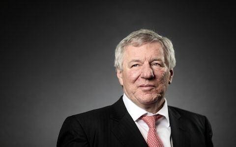 City guru Martin Gilbert joins Revolut as chairman
