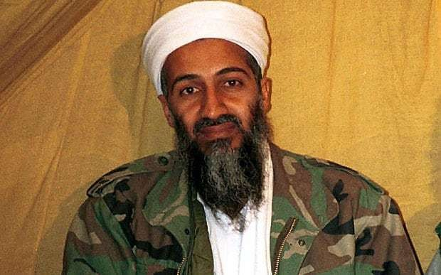 Bin Laden's will shows that he left £20m for global jihad - and worried about CIA tracker chips in his wife's teeth
