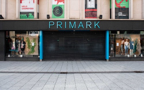 Primark refuses to pay rent bill as fears grow for thousands of shops