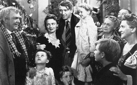 It's a Wonderful Life, the musical? Heaven help us