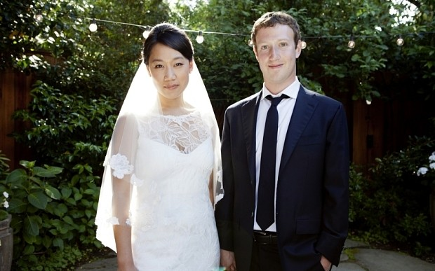 Mark Zuckerberg to donate 99pc of Facebook stock to philanthropy