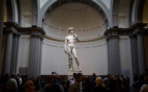 Director of Florence museum home to Michelangelo's David forced out by Italy's populist coalition
