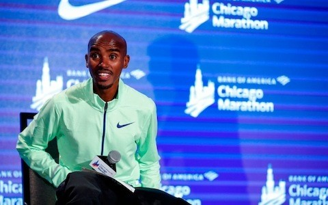 'I've not done anything wrong...test me any time': Mo Farah insists his reputation remains untarnished by Alberto Salazar doping scandal