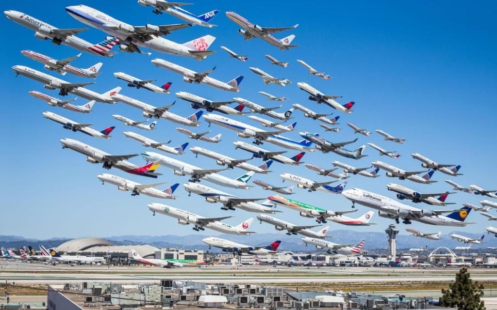 Creating Air Travel - Magazine cover