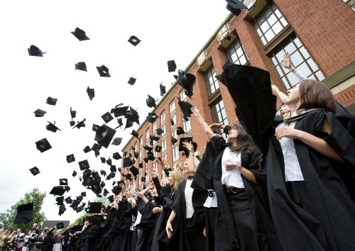 The role of universities is changing - we can't just focus on academia