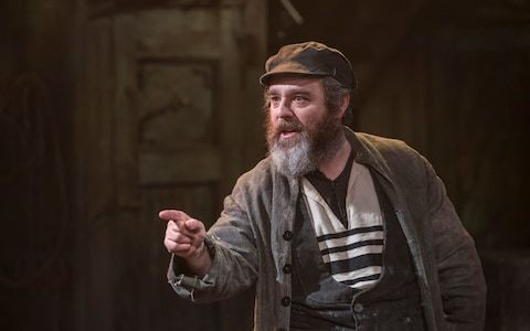 Fiddler on the Roof, Playhouse Theatre, review: a thrilling version of the blockbuster musical
