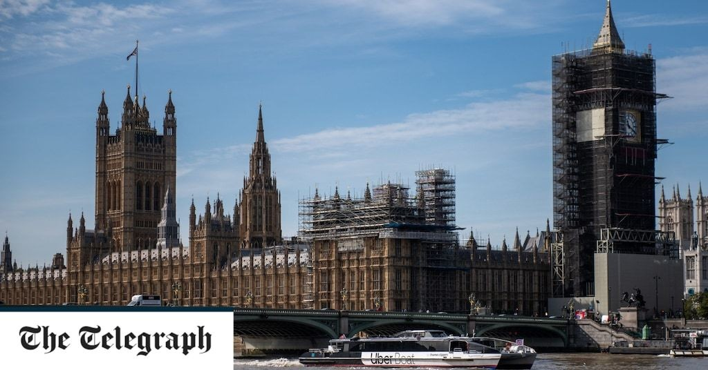 Parliament's bars and restaurants to close in line with 10pm curfew