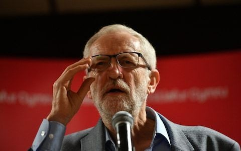 The rise of the Brexit Party is bad news for Jeremy Corbyn