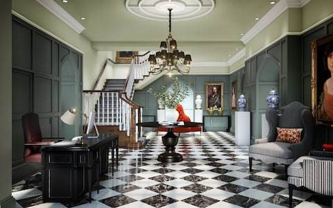 Forget chintz − retirement homes are getting design makeovers inspired by five-star hotels