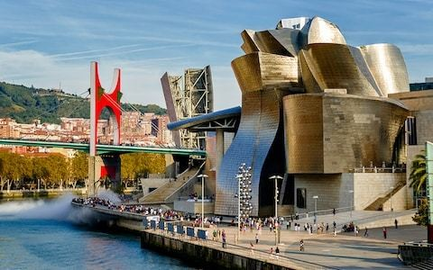 48 hours in. . . Bilbao, an insider guide to a global art destination with grit