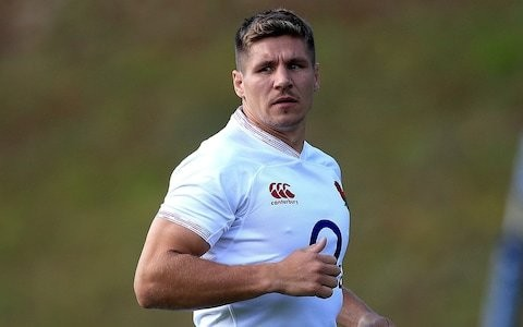 From an Auckland coffee shop to the World Cup with England: Piers Francis' dogged persistence pays off