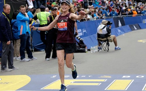 How Kathrine Switzer overcame sporting misogyny to become the first woman to run a marathon