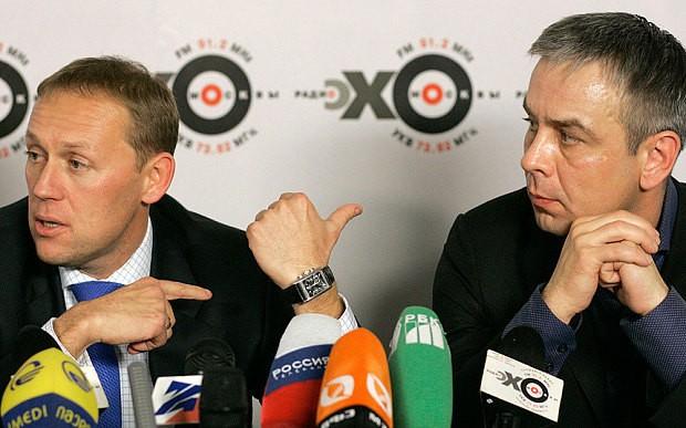 'I knew from the start that Putin ordered Litvinenko's murder'