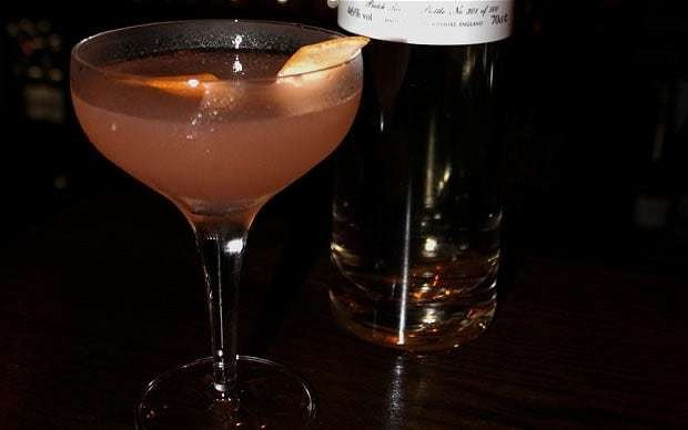 Cocktail of the week: The Referendum, The Whip