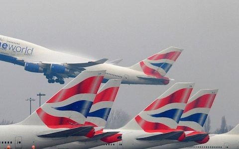 British Airways and Shell to build Europe's first facility to convert rubbish into jet fuel