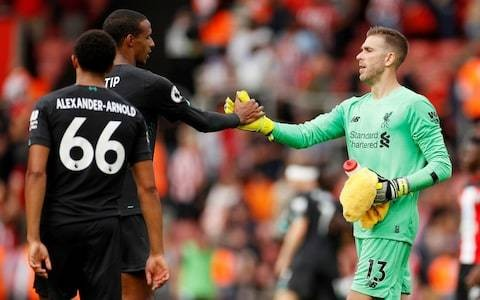 Liverpool's right-hand side the target as defensive vulnerability adds note of caution to winning start
