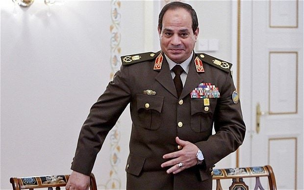 How Sisi plotted to save army rule even while Hosni Mubarak was in power