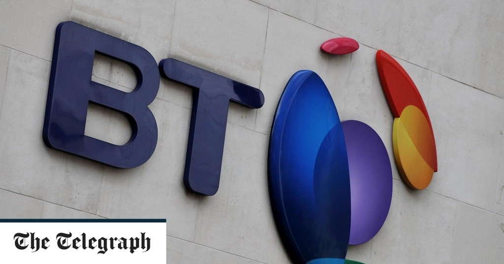 Former BT finance chief has OBE revoked