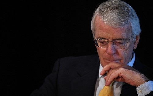 Tories risk repeat of poll tax backlash over Universal Credit roll out, warns Sir John Major