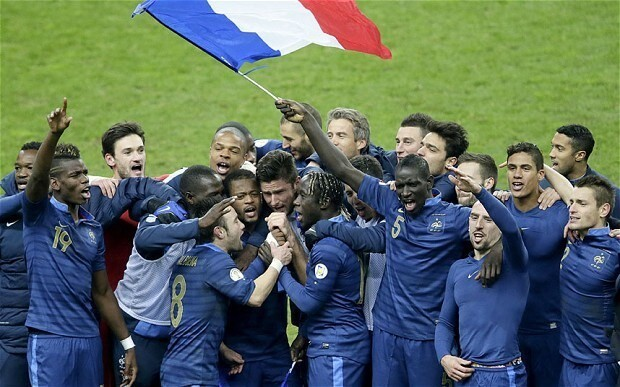 France upset the odds to qualify for the World Cup, but they are always just one game away from self-destruction