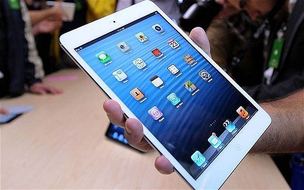 iPad Mini: 'Apple to unveil new iPads on October 22'