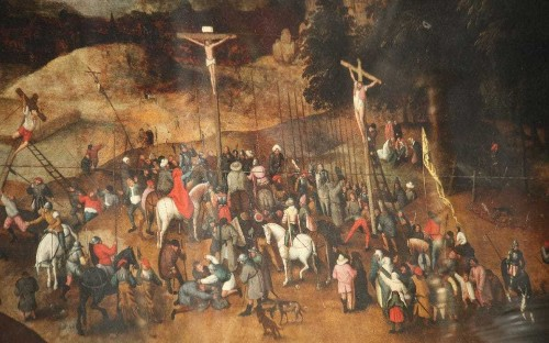 The Italian job: Thieves steal Bruegel masterpiece only to learn it was a copy planted by police