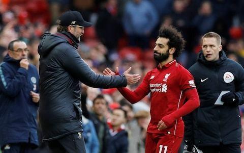 Jurgen Klopp full of praise for Mohamed Salah after Time magazine recognition: 'It's an important statement for the world'