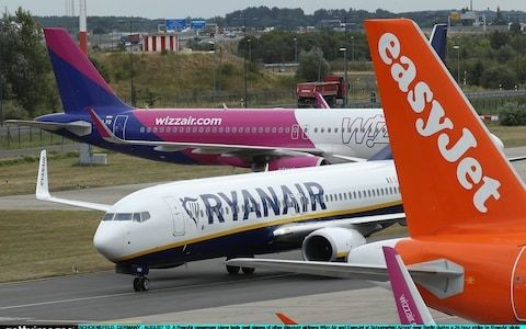Wizz Air takes pot shot at easyJet's package holiday plans