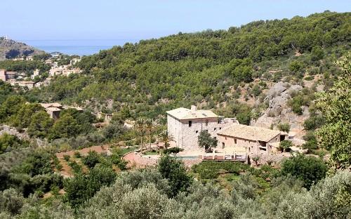 Luxury villas in Majorca