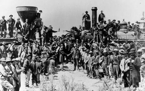 The engineering marvel that tamed the Wild West