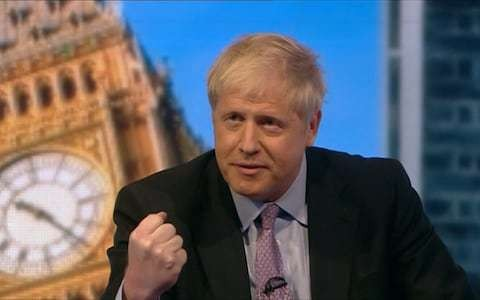 The BBC's excruciating version of a political Blind Date did little to shake Boris from his top spot