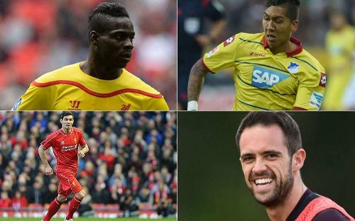 Liverpool's signings during the Brendan Rodgers era rated - by Chris Bascombe - Telegraph