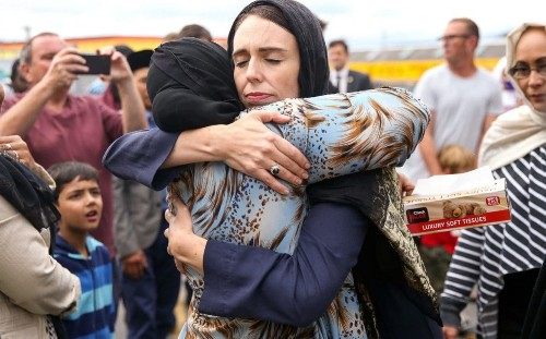 I am disturbed by how the Christchurch massacre is being used for political point-scoring