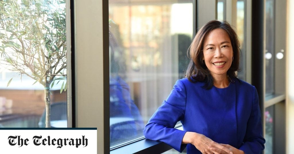 IG Group boss June Felix: 'I believe in meritocracy – no one wants to be a token'