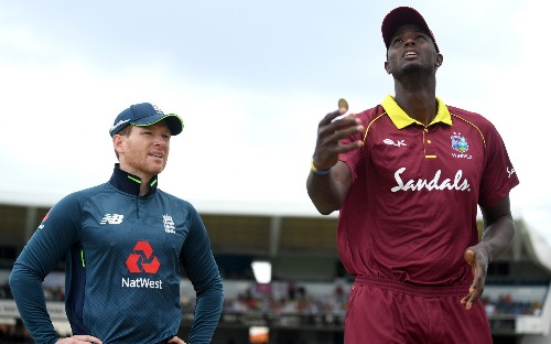 West Indies v England, second ODI: live score and latest updates