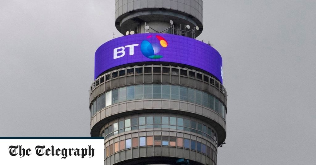 BT pension scheme may take a stake in network