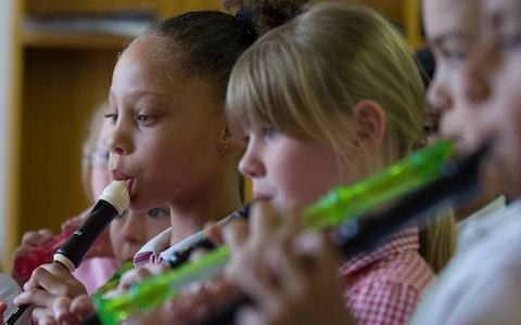 Average A-level Music class now has just three students, study finds