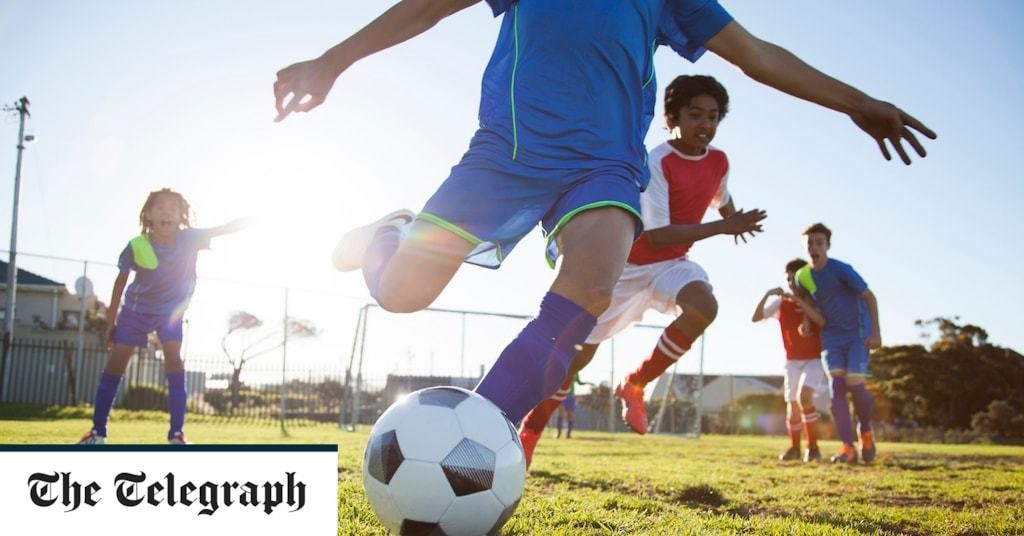 Boys less active during Coronavirus lockdown because of the decline in team sports