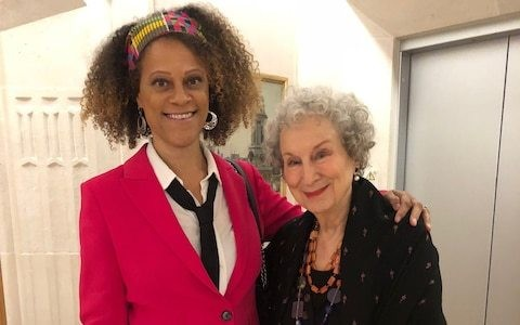 Booker Prize plot twist: Margaret Atwood and Bernardine Evaristo share award after jury breaks rules