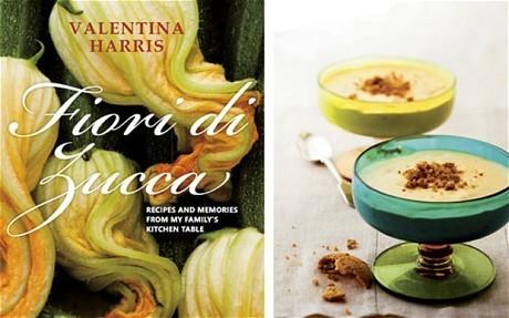 Cookbook of the week: Fiori di Zucca by Valentina Harris