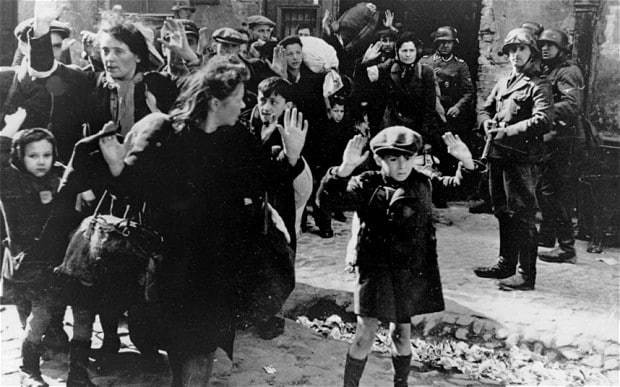 Jewish groups up in arms over Warsaw Ghetto memorial